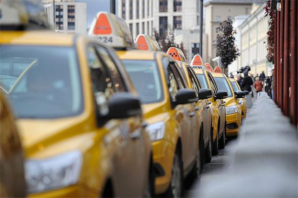 Московских чиновников пересадят на такси. Московских чиновников пересадят на такси