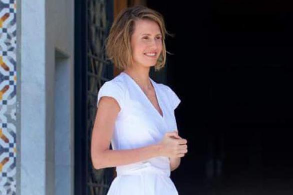 Терзаемая раком жена Асада обратилась к нации. 390571.jpeg