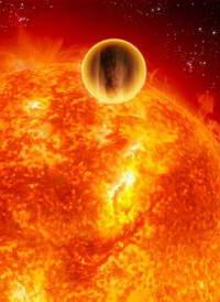 Экзотическую планету породила катастрофа
