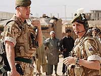 Трое британских военных погибли в Афганистане