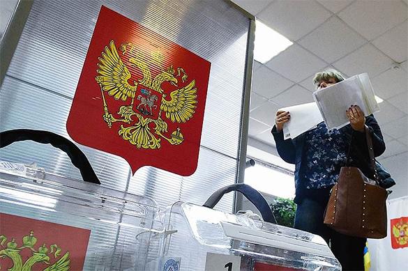 Выборы разного уровня стартовали в 82 регионах России. Выборы разного уровня стартовали в 82 регионах России