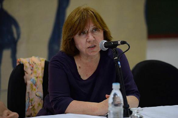 Угрожали казнить: Светлана Алексиевич отменила выступление на Украине. 390572.jpeg