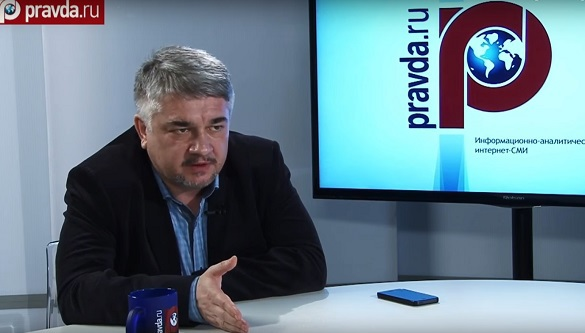 Ростислав ИЩЕНКО: цена безвиза — смерть и разрушение страны