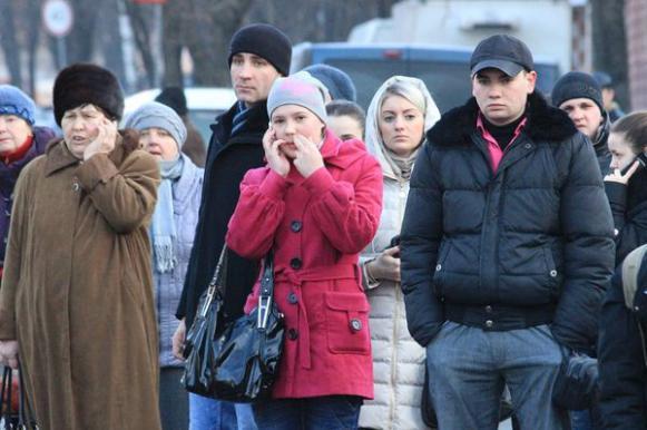 Социологи рассказали, чем удовлетворяются россияне. Социологи рассказали, чем удовлетворяются россияне