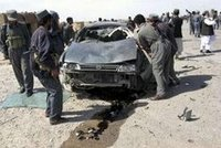 Талибы взорвали афганских наркополицейских