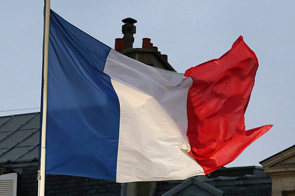 флаг, франция