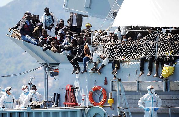 Европейские страны пытаются поделить беженцев. ЕС не может договориться о беженцах