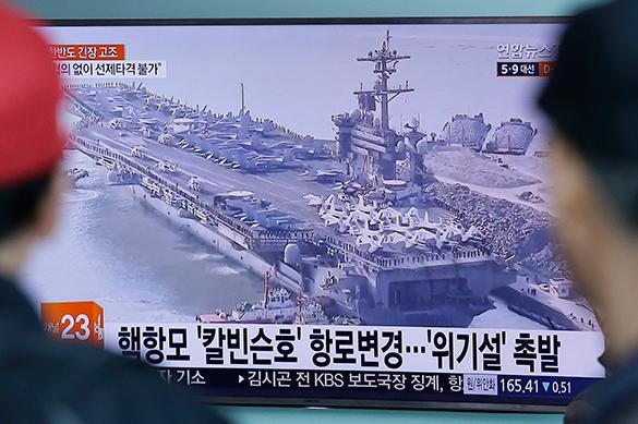 КОРОТЧЕНКО и КИМ: Северная Корея ответит США ядерным ударом