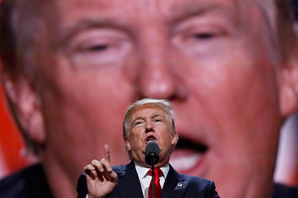 Трамп призовет Ближний Восток самому бороться с терроризмом