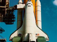 Запуск многострадального шаттла Endeavour в очередной раз
