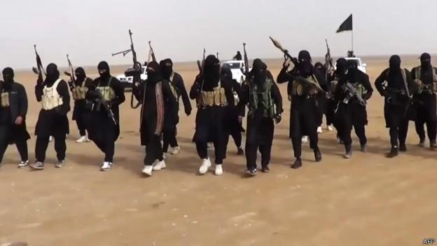 Американский юноша признался в поддержке Исламского государства. Исламисты-боевики