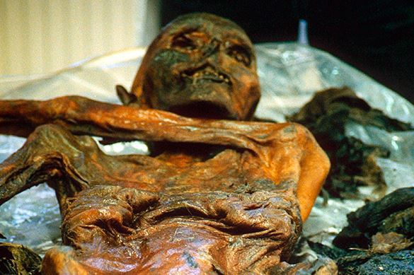 Ученые изучили генетический материал древних мумий