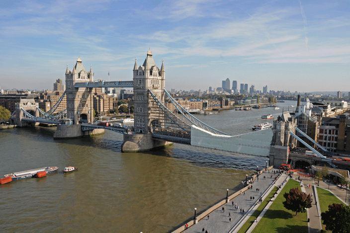 Ученые зафиксировали в Темзе высокую концентрацию кокаина