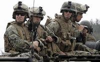 Американские военные тренируются на свиньях
