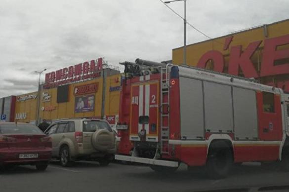 В Иркутске при пожаре в ТЦ пострадали дети. 387577.jpeg