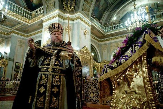 Настоятель Елоховского собора скончался в Москве от коронавируса. Александр Агейкин