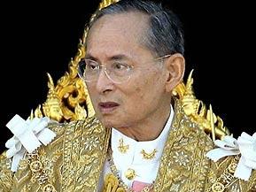 Король Таиланда выздоравливает после болезни