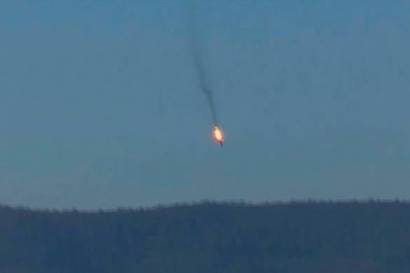 Давутоглу не отдавал приказ сбивать Су-24