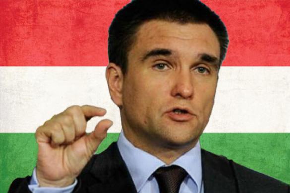В Киеве объявили о приближении Венгрии к