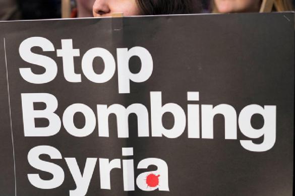 США готовят новую фальшивую химатаку для удара по Сирии. 386578.jpeg