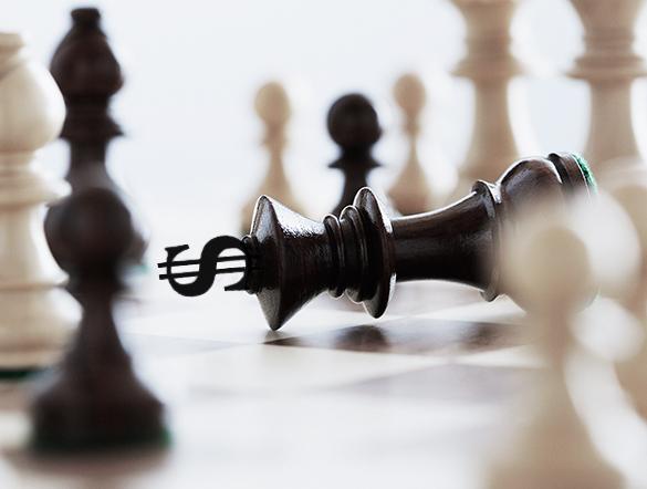 Три шахматных партии США и России. Пока 0:2
