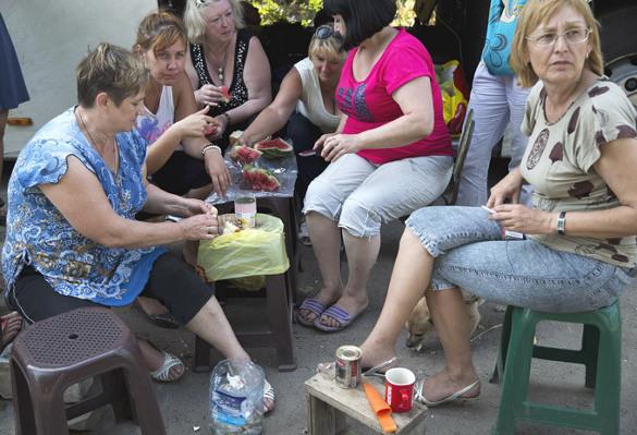 Украинские беженцы: дома или в гостях?. Украинские беженцы: дома или в гостях?