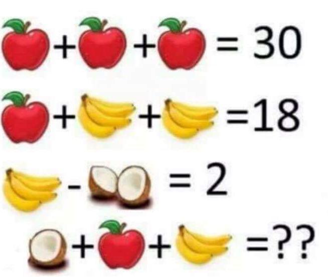 Как рашить задачкудля 3 класса про яблоки в мешке