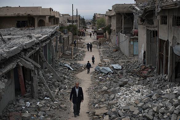 Власти Ирака: главарь ИГ жив и скрывается в Сирии. Власти Ирака: главарь ИГ жив и скрывается в Сирии