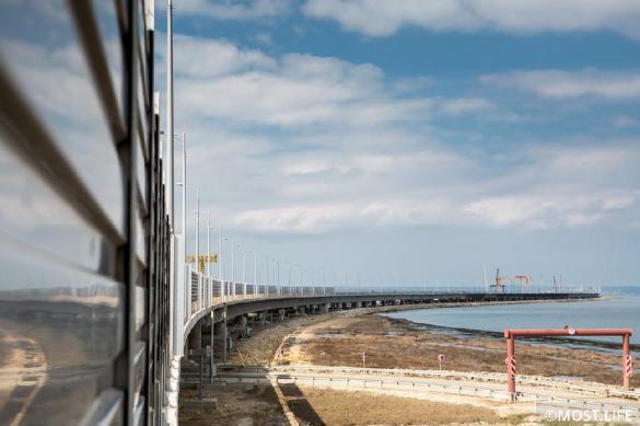 Безопасность Крымского моста смогут обеспечить лишь в 2019 году. 386580.jpeg
