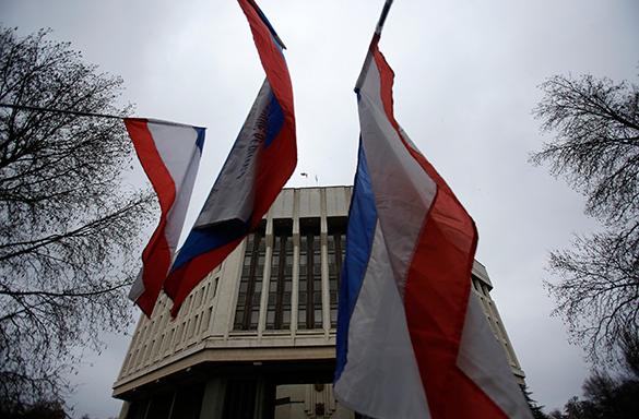 Киевский суд постановил задержать крымского премьера и спикера. Киевский суд постановил задержать крымского премьера и спикера