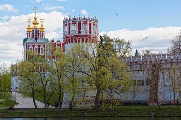 Работы по обновлению комплекса Новодевичьего монастыря закончат