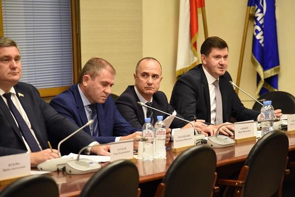Потенциал Ростовской области высоко оценили на заседании в Госдуме. 404581.jpeg