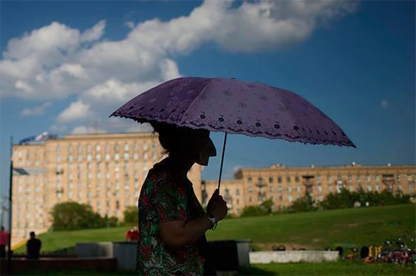 Жары не будет: синоптики прочат умеренное тепло и дожди