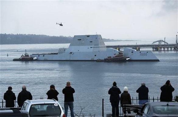 ВМС США объяснили, почему новейшие американские корабли постоянн