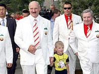 Младшему сыну Лукашенко не быть президентом