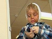 Никто не хочет усыновить четырехлетнего Глеба Агеева