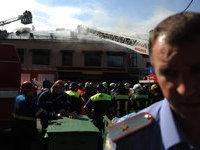 В Иркутске посетители торгового центра эвакуированы из-за пожара. 259584.jpeg