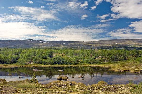 В Заполярье найдены старинные саамские поселения