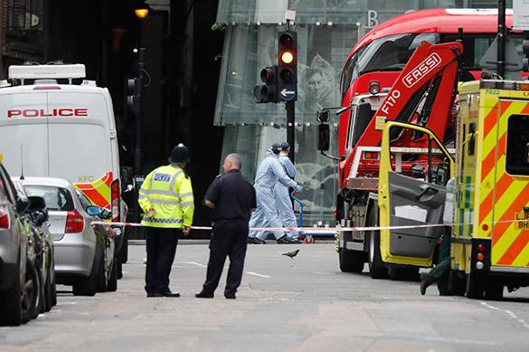 Лондонский террорист хотел быть охранником наУимблдоне
