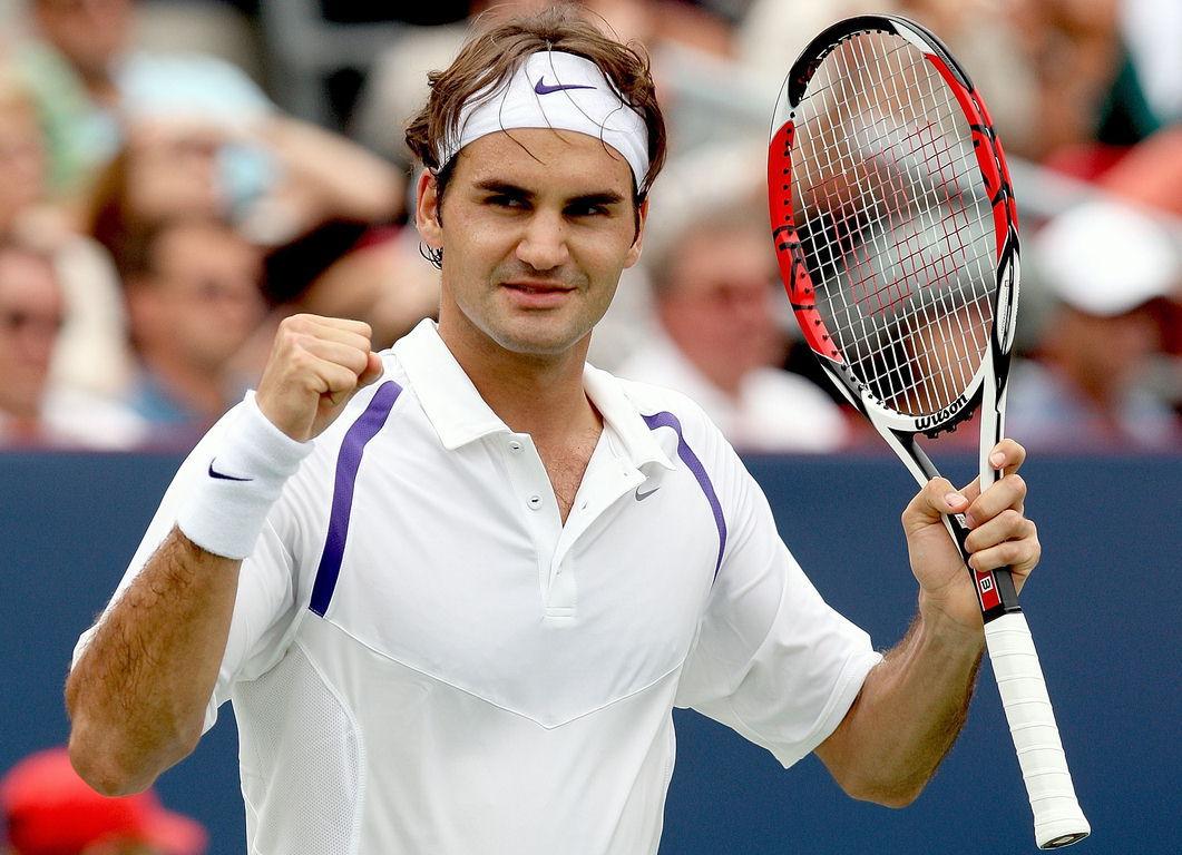 Большие слезы: Федерер выиграл Уимблдонский турнир, обыграв хорв
