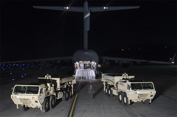 Пекин категорически против размещения в Южной Корее американской