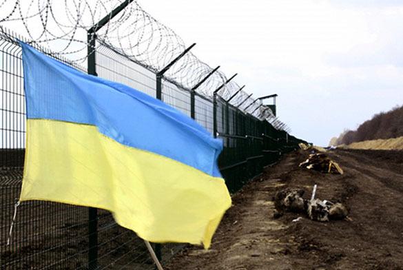 Украина укрепит границы с Россией, Белоруссией и Молдавией. Украина укрепит границы с Россией, Белоруссией и Молдавией
