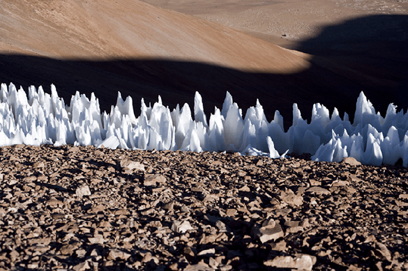 Астрономы рассказали, откуда на Плутоне взялись ледники. Астрономы рассказали, откуда на Плутоне взялись ледники