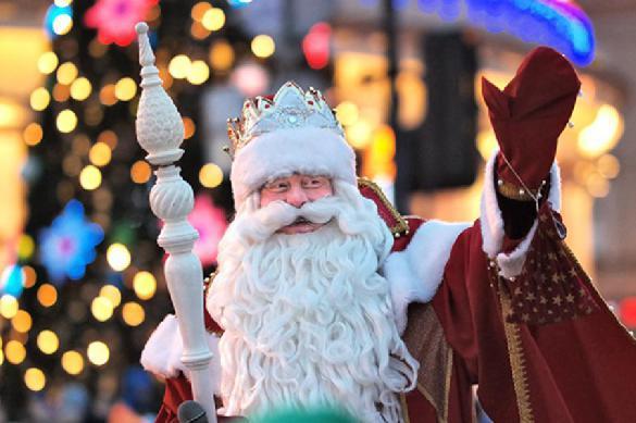 Россияне чаще всего просят Деда Мороза о здоровье и мире. 396585.jpeg