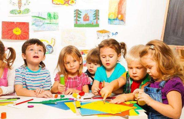 Идем в детский сад. детский сад