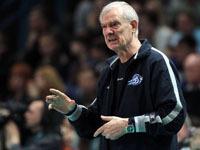 Женская сборная по волейболу осталась без тренера. trener