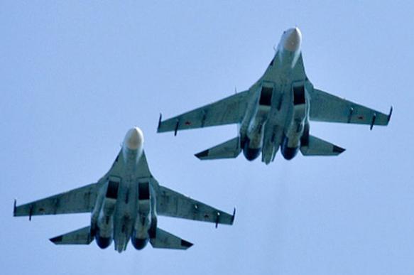 Полет Су-27 завершился катастрофой в небе над Украиной. 393586.jpeg