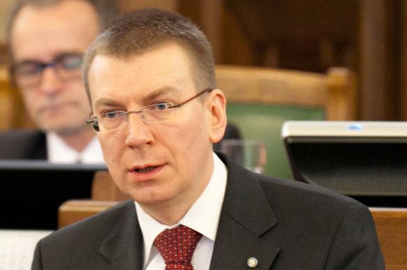 В Латвии призвали ЕС и НАТО к совместной борьбе в гибридной войне.