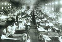Число зараженных свиным гриппом в США превысило 100 человек