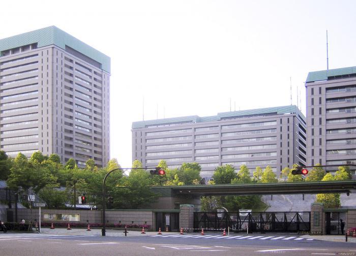 Минобороны Японии